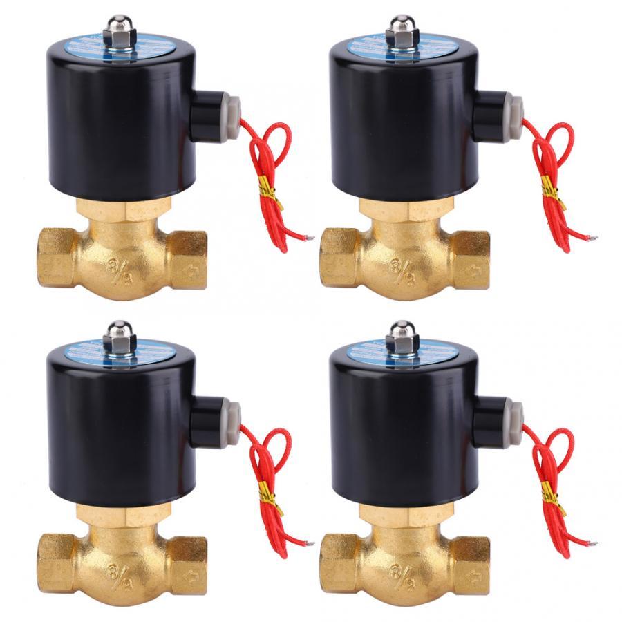Valvula electrica para agua