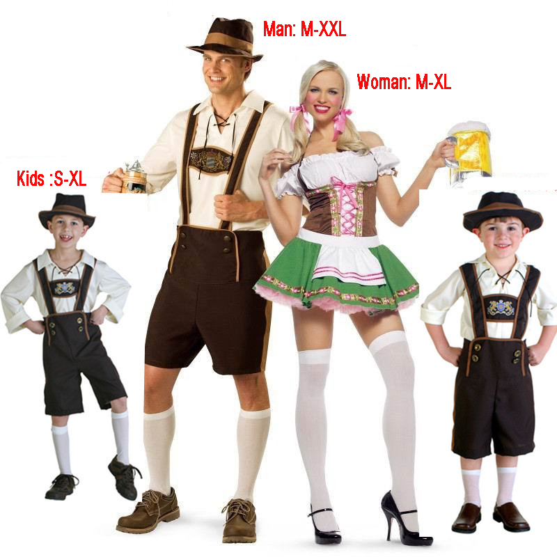 German theme drinking party turns into orgy in dirndl 5