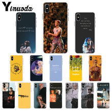 Yinuoda Halsey Hopeless Fountain Kingdom TPU Soft Silicone Phone Case Cover for iPhone 5 5Sx 6 7 7plus 8 8Plus X XS MAX XR(China)