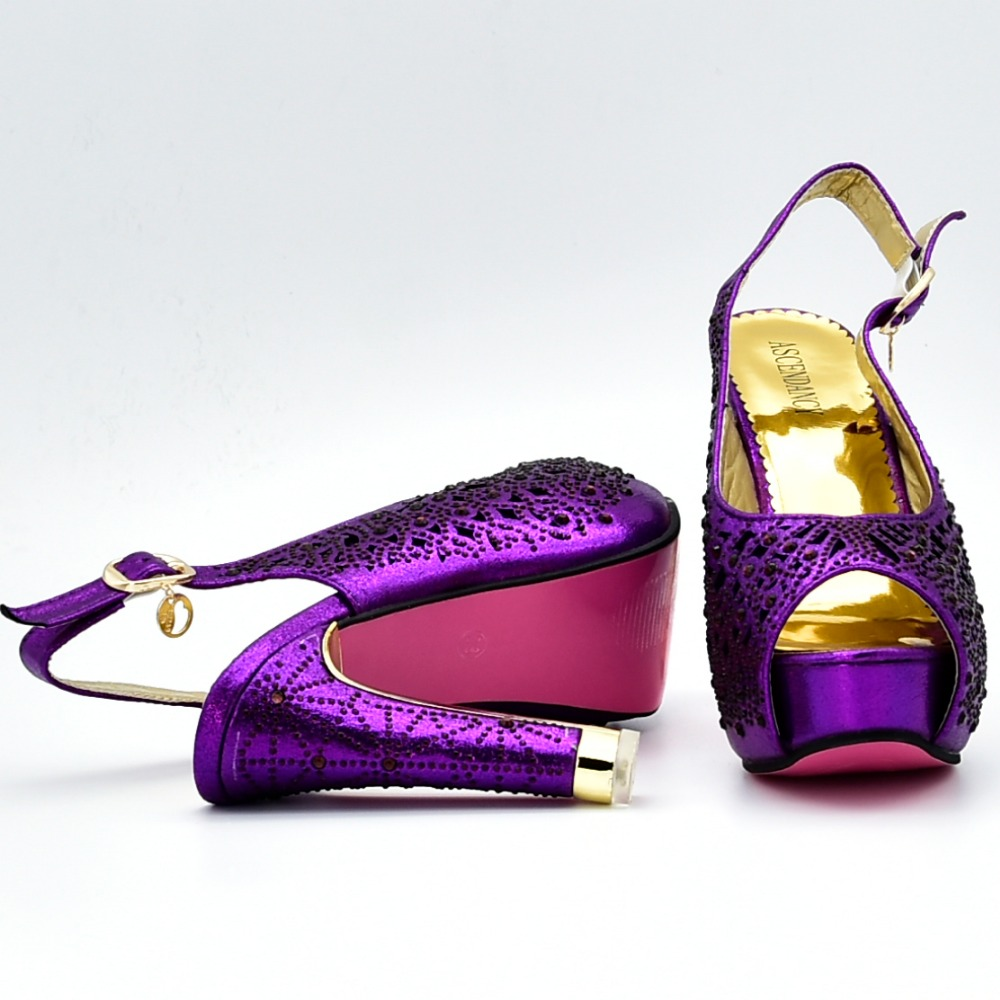À Femmes Tulle 42 Mariage Robe Parti 4 Et Sb8129 Assortir Couleur Chaussure Ensemble Size37 Lacet Pourpre Africain Dentelle De Sac Chaussures dZd8q