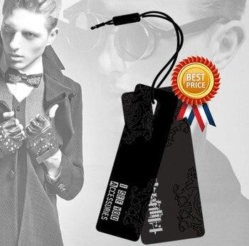 153 Customized Men's Garment tags labels 1000 pcs/lot Free drill hole