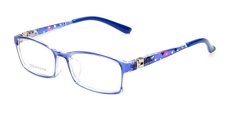 cd5b0868a97 Eyesilove (10pcs lot) Fashion plastic kids optical frames children eyewear  for prescription glasses accept mixed order-in Eyewear Frames from Apparel  ...