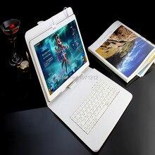 Envío Libre 10.1 pulgadas 3G 4G LTE Tablet Octa Core 4 GB RAM 32 GB ROM IPS 1280*800 Cámaras Duales del Androide 5.1 10.1 Tablet
