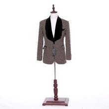 New Style Groomsmen Shawl Lapel Groom Tuxedos Red/White/Black Men Suits Wedding Best Man Blazer (Jacket+Pants+Tie+Vest)