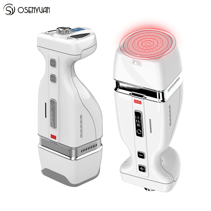 Hottest Mini HIFU RF 2IN1 Slimming Body Belly fat removal Massager handy HelloBody Weight loss slimming machine