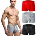 Modal Underwear Мужчины Дышащий U Выпуклые Трусики Высокая Проницаемость Сексуальные Мужчины Шорты Боксеры Мужские Cuecas