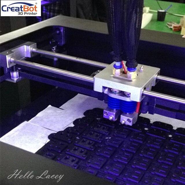 creatbot upgrade extruder for de plus printer 400 degrees high
