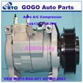 10S17C Auto A/C Compressor for Honda Accord OEM 38810-RAA-A01 447220-4863 77389, 78389, 4710537, 4710538, 4711537, 481153