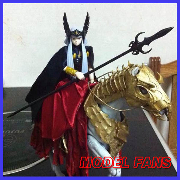 Free Shipping The Lord of the Rings The nazgul horse model Sauron's mouth war horse Bulk cargo  Action Figure 6 All-match rollercoasters the war of the worlds