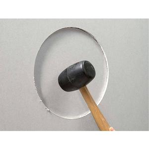 Image 2 - Outil de coupe ronde pour placoplatre de cloison sèche outil de coupe ronde pour plaque de plâtre