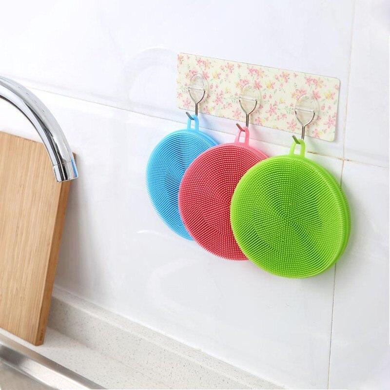 губка для посуды силиконовая заказать на aliexpress