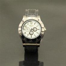 2 In 1แบบชาร์จดูเบาบุหรี่อิเล็กทรอนิกส์ค่าใช้จ่ายยูเอสบีเบาFlamelessซิการ์นาฬิกาข้อมือเบาของขวัญธุรกิจ