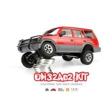 Orlandoo 1 32 4WD DIY font b RC b font font b Car b font Kit
