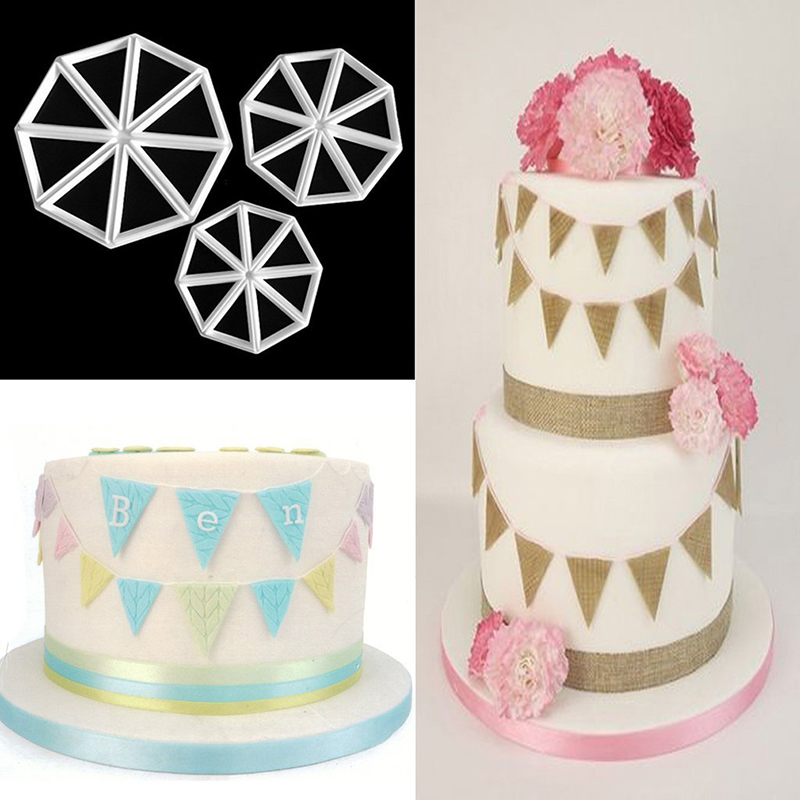 Home & Garden Jem Set Of 4 Fish Icing Cutters Cut Out Sugarcraft Cake Decoration Fixing Prices According To Quality Of Products Baking Accs. & Cake Decorating