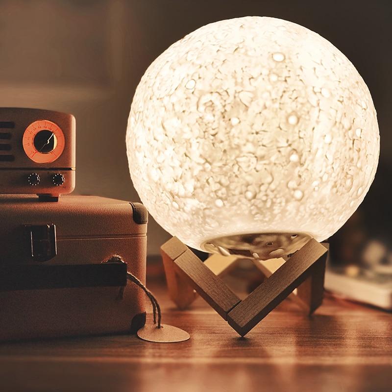 BB Speaker Night Light Music Moon Lamp/Light bluetooth speak