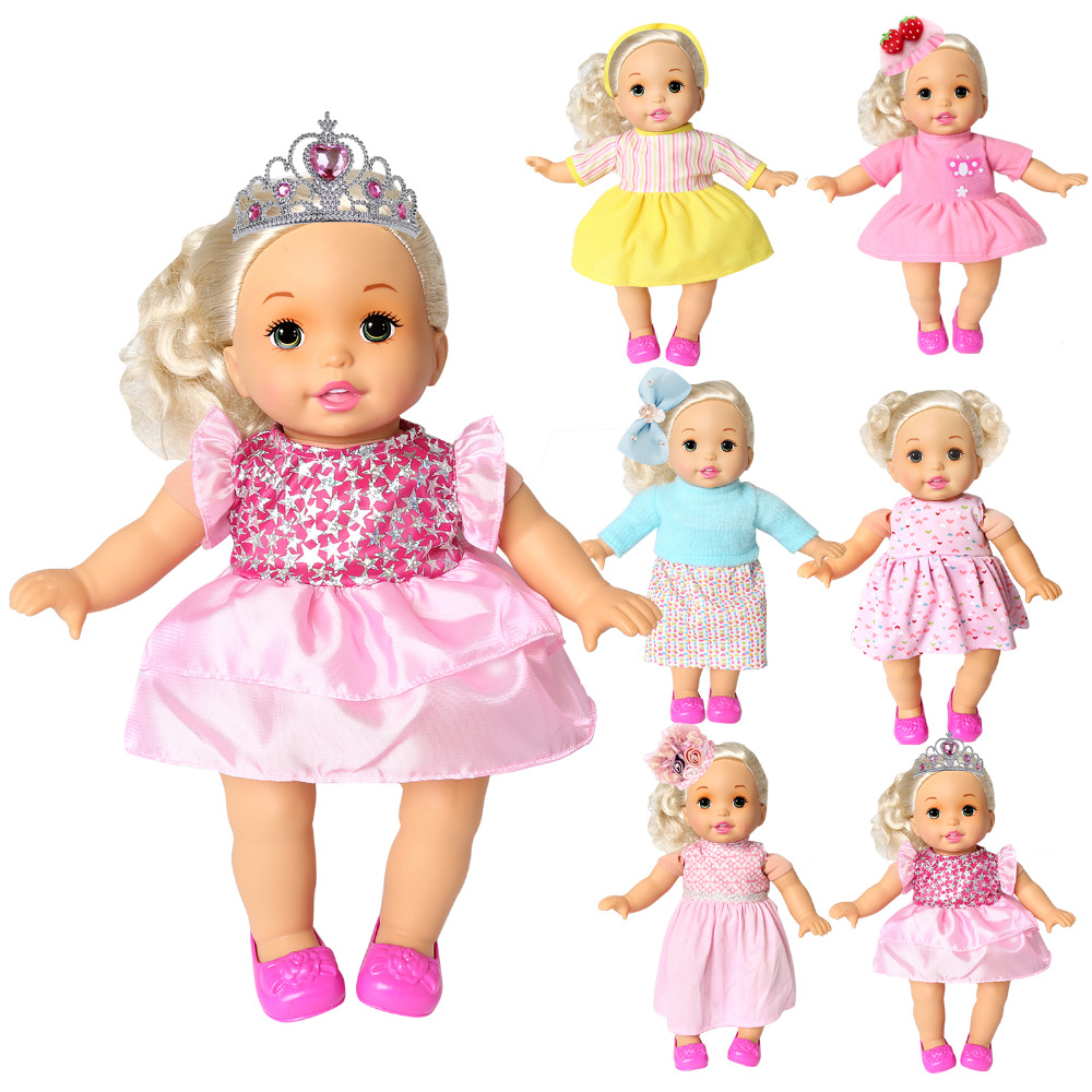 """16/""""  NIGHTGOWN RUBBER DUCK PRINT DOLL CLOTHES BABY 14/"""""""