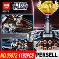 2017 Nueva LEPIN 05072 buques de guerra 1192 Unids Dental bloques de Construcción de juguetes