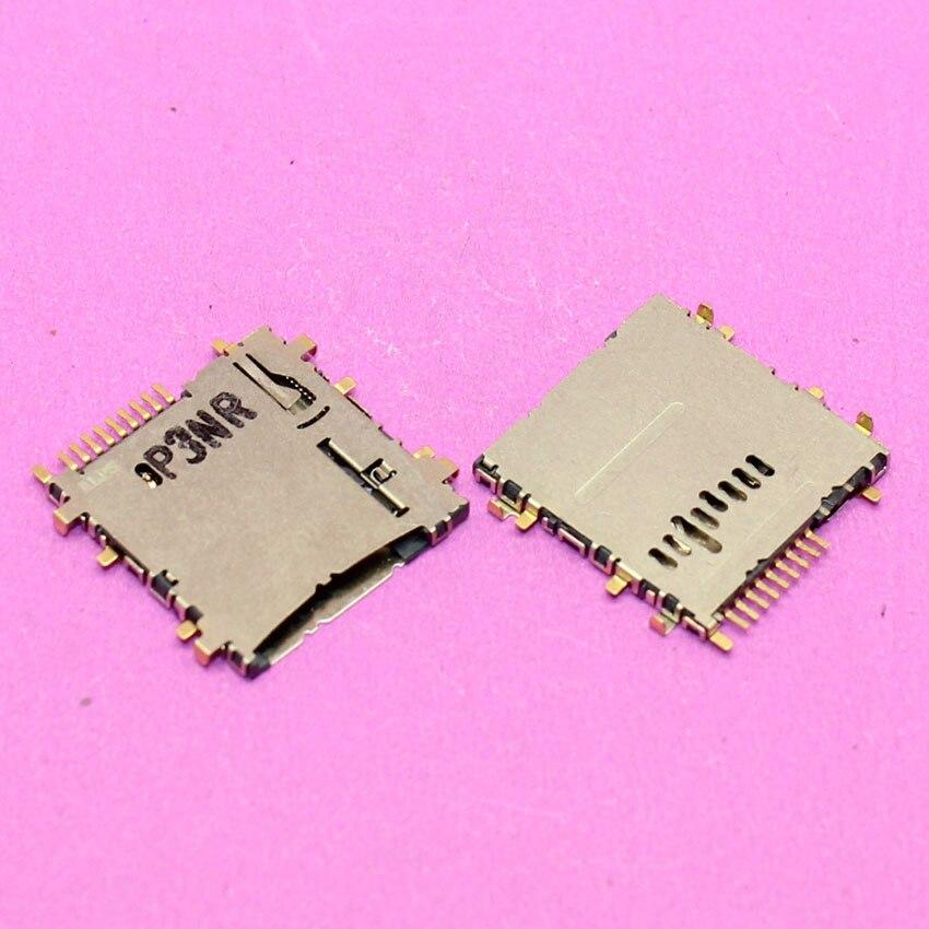YuXi For Samsung Galaxy Tab 3 Lite 7.0 T110 T111 3G Tab 10.1 P5200 Micro SD TF Card Tray Reader Slot Holder Socket
