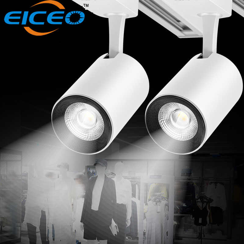 Led Track Light 5w Smd Ceiling Rail Lights Lighting For Pendant Lamp Clothes Shoes