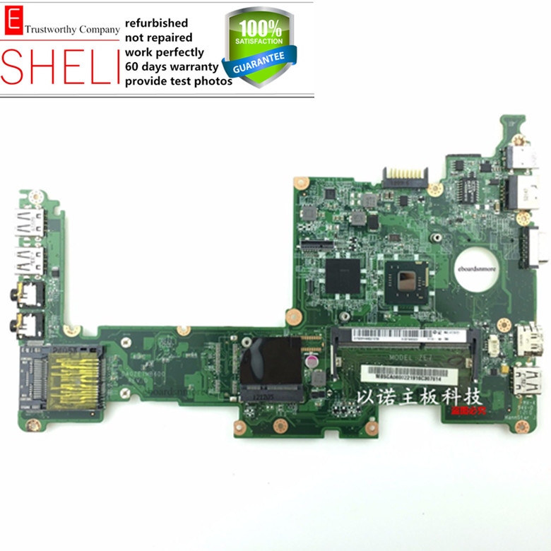 ,DA0ZE7MB6D0 for Acer Aspire One D270 Motherboard ,Intel Atom N2600 CPU,Grade A SHELI store 60days warranty. manufacturer motherboard with atom itx2550 n2600 cpu supporting 8 usb 2 rj45 port 6 com 1 lpt
