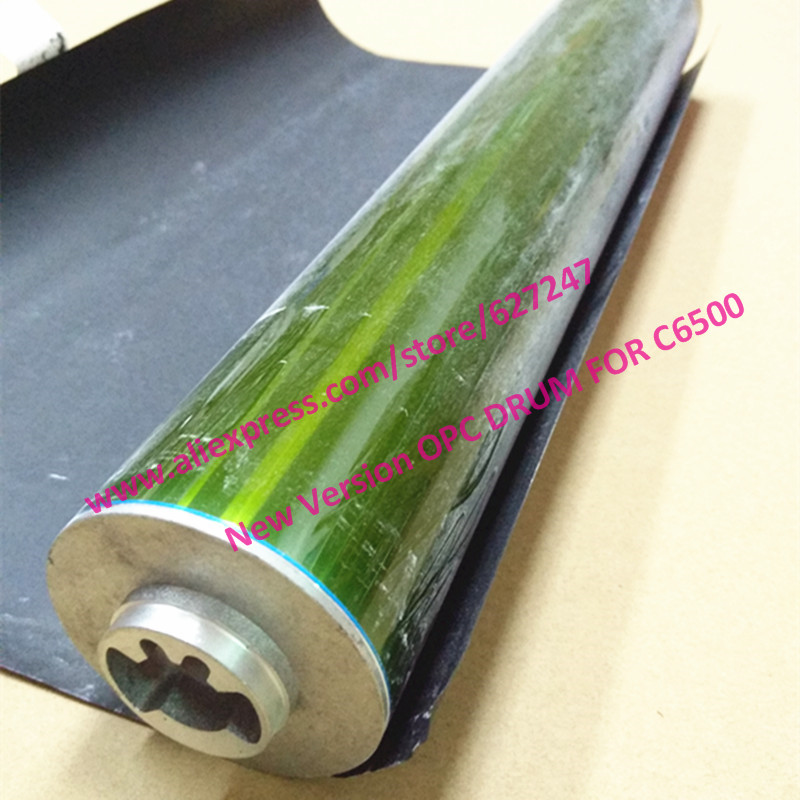 1X JAPAN Tambor OPC DRUM for Konica Minolta Bizhub Pro C500 C5500 C5501 C6500 C6501 C6000 C7000 OPC DRUM Cylinder DR610 Drum for konica minolta bizhub copier c500 c8050 opc drum bh c500 c8050 opc drum for konica photocopier machine with gear 10w pages