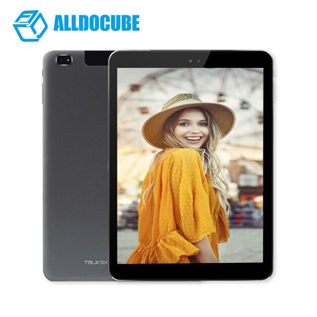 ALLDOCUBE Talk9X talk 9X U65GT 3G Tablet PC 9.7 Inch 2048*1536 Retina Octa Core MT8392 2GB 32GB Android4.4 GPS 10000mah gpd xd 5 inch android4 4 gamepad 2gb 32gb rk3288