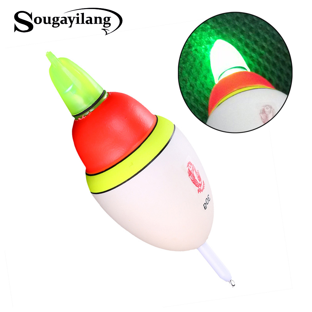Sougayilang 5tk / part Kalapüük Float Angling Equipment Light - Kalapüük