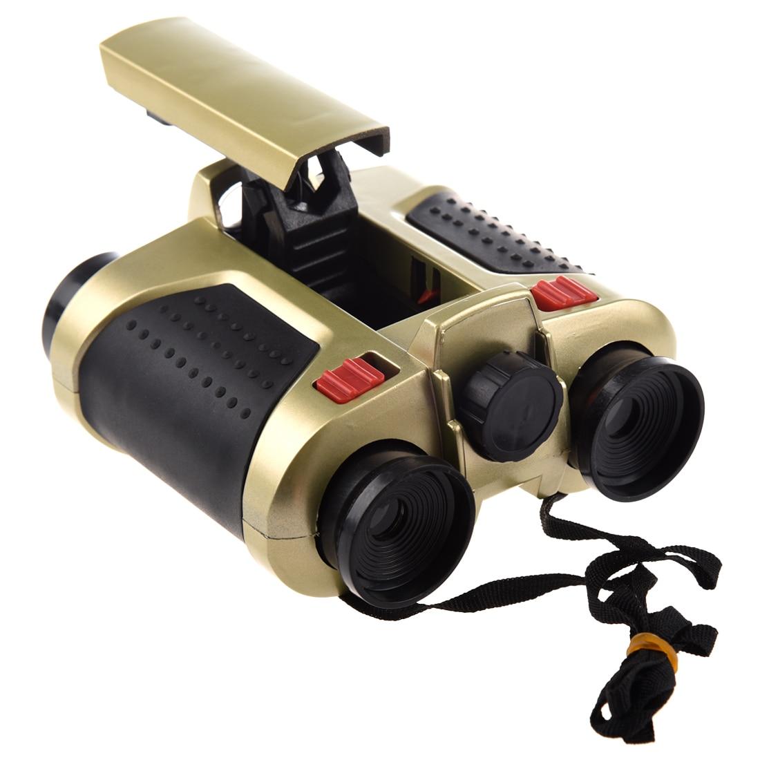 Useful 4x30 Night Scope font b Binoculars b font w POP Up Light