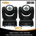 (2PCS) 40W Led Beam Moving Head Light 7/16 Channels RGBW DMX Professional Stage Lighting Equipment Disco DJ Light