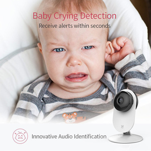 Image 3 - YI Home Camera 1080P 4PCS AI Functions Human Detection Night Vision IP Bayby Monitor WIFI Cam CCTV YI Cloud Camer