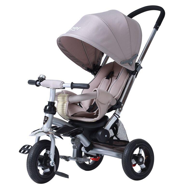 3in1 baby dreirad Hochwertigen Kinderwagen trike 3 gummiräder und high carbon-rahmen kinder...