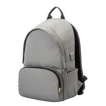 15.6 дюймов рюкзак для ноутбука USB зарядка компьютер Рюкзаки Anti-Theft Водонепроницаемый мешок полиэфира Для мужчин Для женщин рюкзак 2017