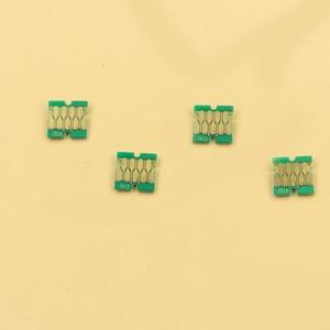 Image 5 - 400 PCS ใหม่ล่าสุด F6200 ชิปสำหรับ Epson SC F9200 F7200 F6270 F9270 F7270 ชิป 100 Cyan, 100 M, 100 Y, 10BK, 90HDK