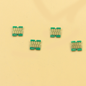 Image 5 - 400pcs  newest F6200 chips for Epson SC F9200 F7200 F6270 F9270 F7270 chips  100 Cyan, 100 M, 100 Y, 10BK, 90HDK