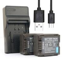 LANFULANG VW VBG130 VBG130 Battery (2 Pack) and Charger for Panasonic AG HMC40 AG HMC70 AG HMC71 AG HMC73 AG HMC80 AG AF100
