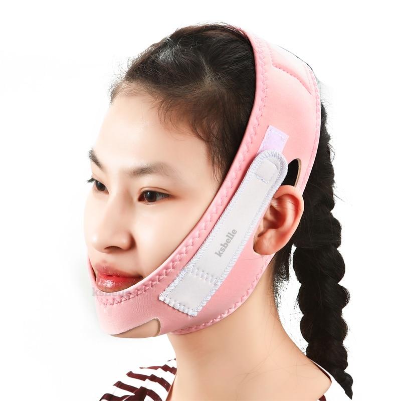 Face Slim V-Line Lift Up Cheek Chin Neck Slimming Thin Belt Strap Beauty Delicate Physical Facial Lifting Tool Slimming Bandage