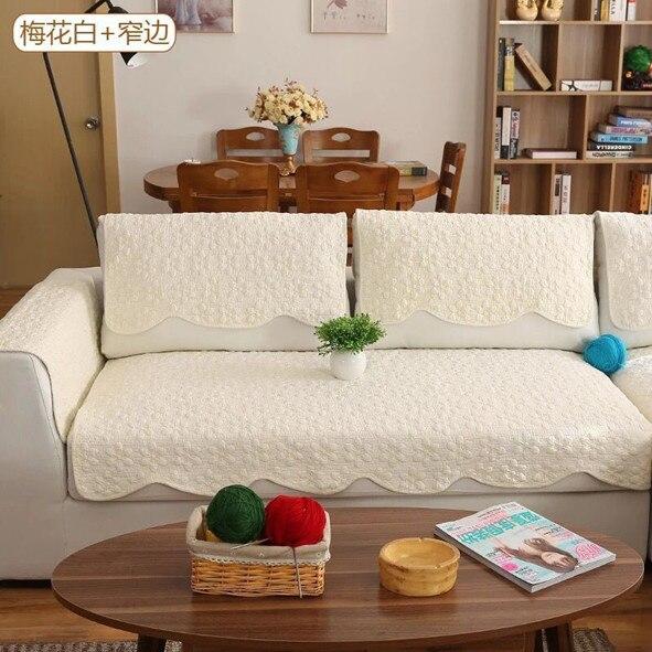 almofada quatro estações toalha de sofá moderno