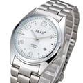 Moda Hombres Relojes de Primeras Marcas de Lujo Vida Impermeable Fecha Hombre Reloj Correa de Acero Hombres Reloj de Cuarzo Ocasional Reloj de Pulsera Deportivo