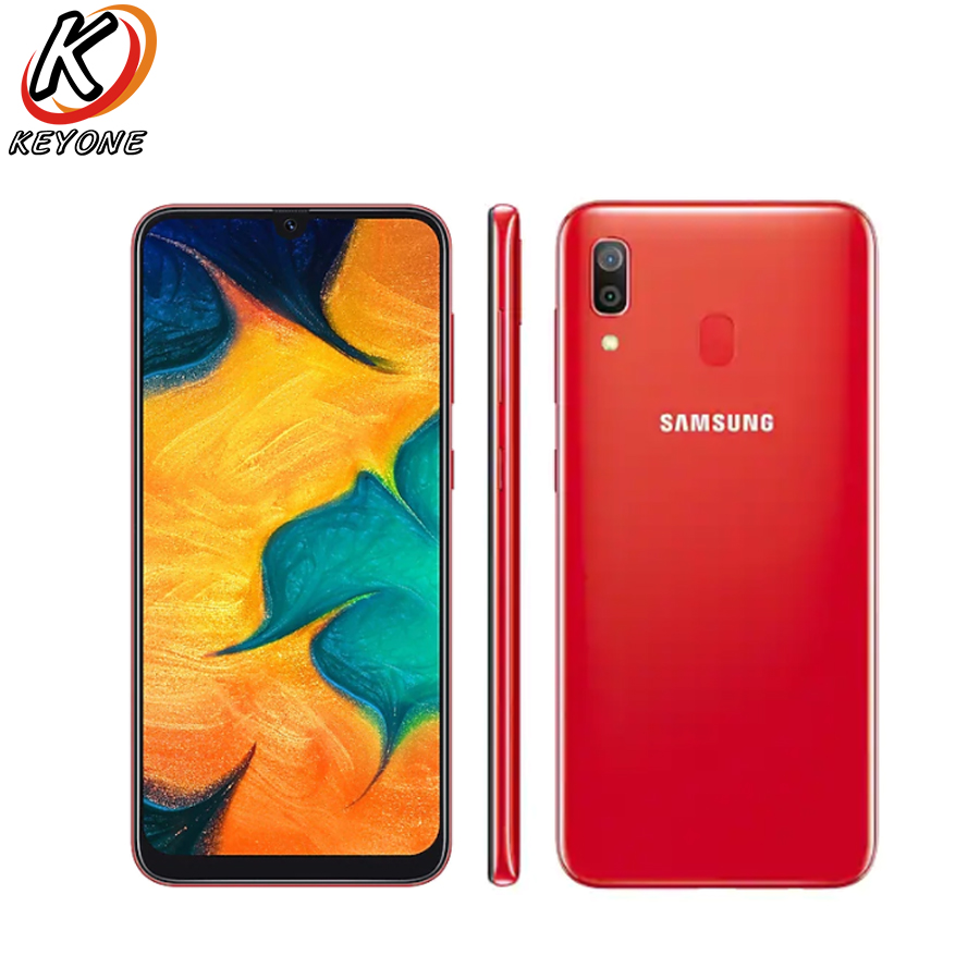 Brand New Samsung Galaxy A30 A305F DS 4G LTE Mobile Phone 6 4 4GB RAM 64GB