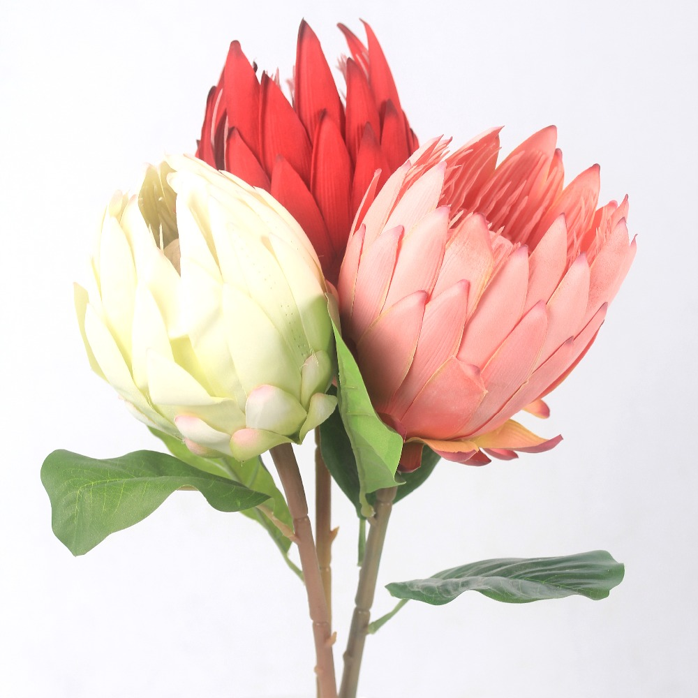 Buy Artificial Protea Flowers And Get Free Shipping On Aliexpress