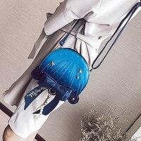 Pearl bow rivet embellished ladies bag mini bag fantasy series ladies shoulder bag fashion rivet pearl embellished ladies bag