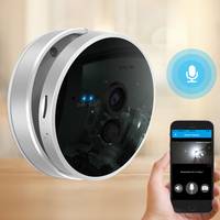 CTVMAN Security Wifi Camera Surveillance HD H 264 Mini CCTV Camera Wifi Wireless 720p Two Way
