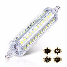 R7S 118mm LED Corn Bulb 78mm Replace Halogen Lamp 135mm Tube Light 189mm 2835 SMD Home Lighting 5W 10W 12W 15W