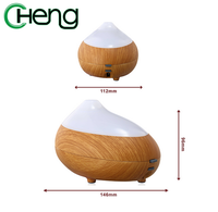 New Diffuser Electric Ultrasonic Aroma Diffuser Air Humidifier Aromatherapy Essential Oil Diffuser Fogger Aromatherapy