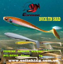 Popular Saltwater Fishing Lure Soft Plastic-Buy Cheap