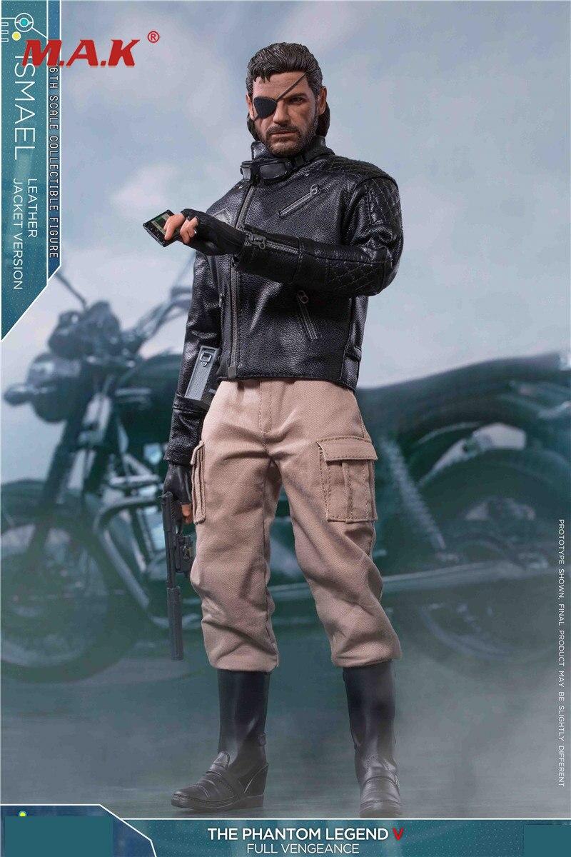 The Phantom Legend V Full Vengeance Ismael Leather Jacket Version Action Figure for Collection v is for vengeance