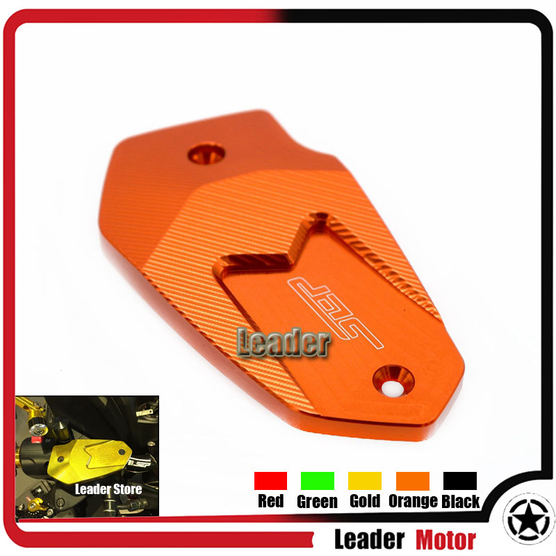 For Kawasaki Z800 2013-2015 ER-6N ER6F 09-16 Versys 650 10-16 Motorcycle Accessories Front Brake Fluid Reservoir Cap Orange велосипед norco fluid 6 3 2013