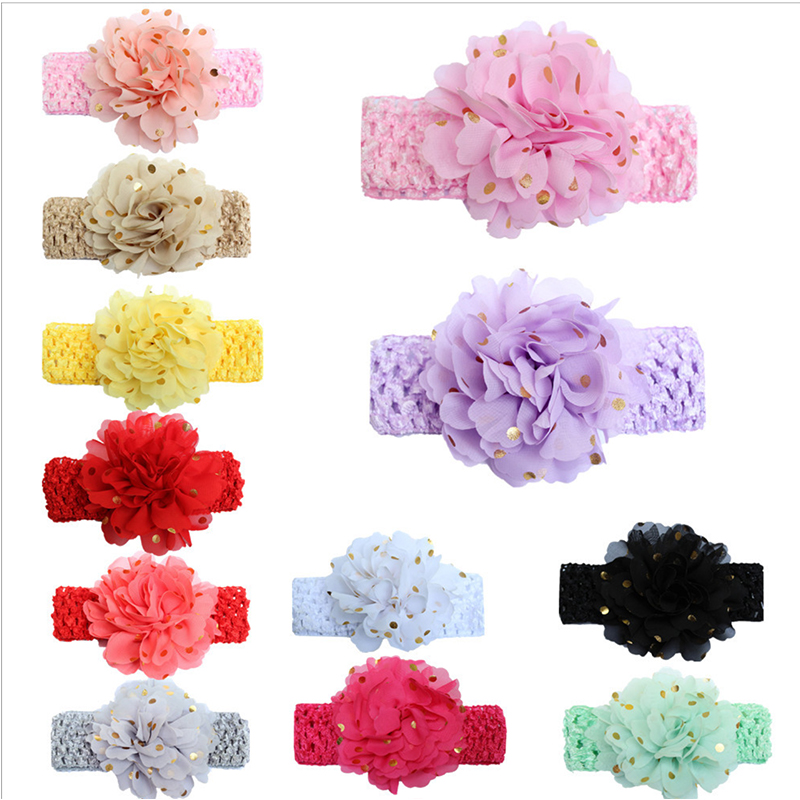 200Pcs Fabric Flower Patch Floret Appliques for Craft//Cloth//Hairpin Making