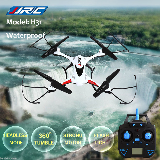 JJRC H31 Quadrocopter RC Drone Headless Modo Impermeable Resistencia A la Caída de Una Tecla de Retorno de 6 Ejes 2.4G RC Quadcopter helicóptero