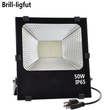 10W 20W 30W 50W LED Flood Light AC85-265V Waterproof IP65 LED Floodlight Reflector Wall Lamp Outdoor Garden Halogen Light warm white rechargeable led flood light portable waterproof ip65 10w 20w 30w 50w outdoor work emergency lamp